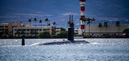 USS Cheyenne. / Zdjęcie: Mass Communication Specialist 1st Class Michael B.Zingaro / US Navy
