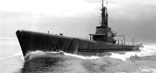 USS Archerfish (SS-311) / Zdjęcie: Wikipedia
