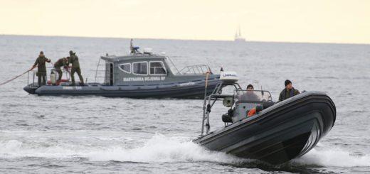 Sportis w minionych latach dostarczał już łodzie hybrydowe dla saperów Marynarki Wojennej. / Zdjęcie: Marynarka Wojenna/8. Flotylla Obrony Wybrzeża.