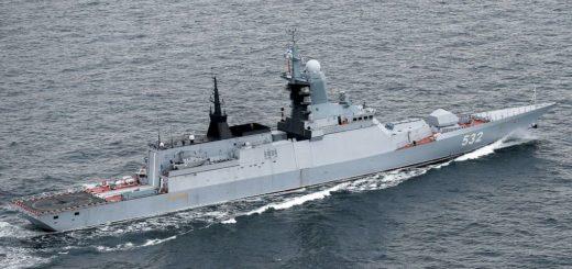 Russian Navy's Oceanic Shield-2020. / Zdjęcie: Vitaliy Nevar/TASS