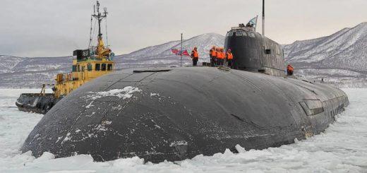 K-186 OMSK. / Zdjęcie: Ministerstwo Obrony Federacji Rosyjskiej