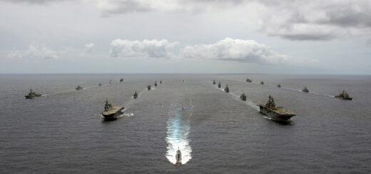 Ćwiczenia RIMPAC 2020. / Zdjęcie: media.defense.gov