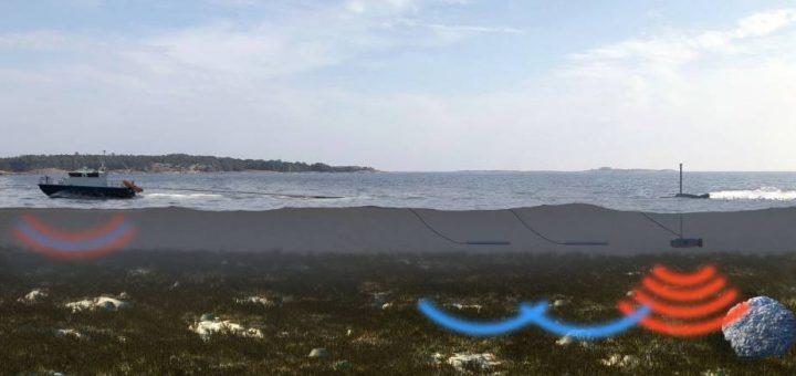 Fińska firma Patria dostarczy akustyczne systemy trałowania min Sonac ACS do Królewskiej Marynarki Wojennej Norwegii. / Zdjęcie: Patria.