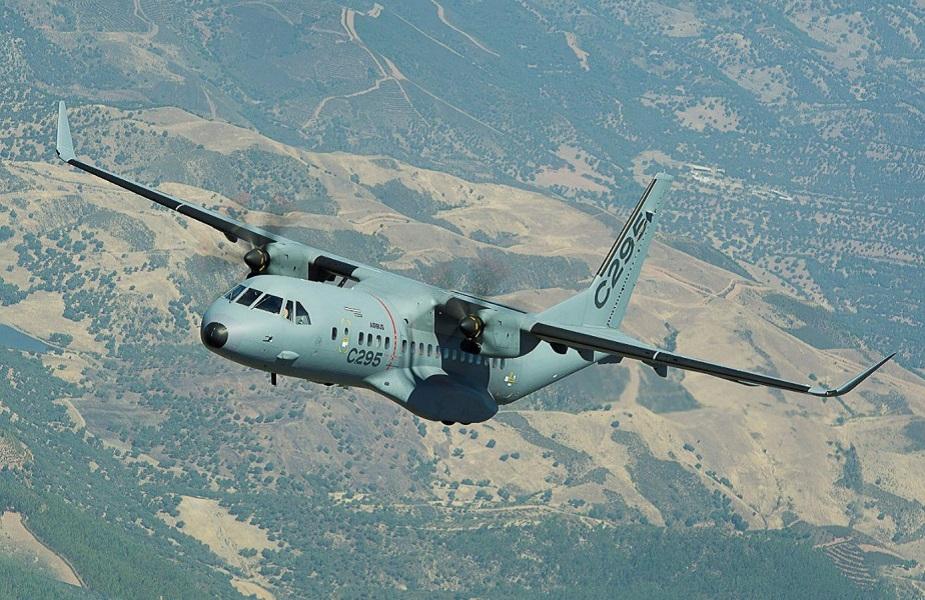 Airbus C295. / Zdjęcie: Airbus