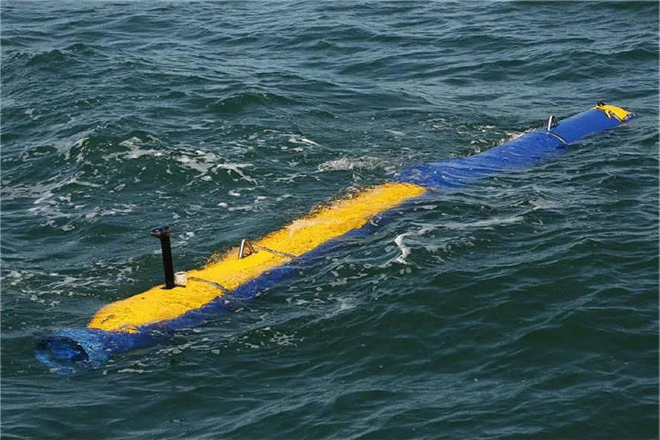Knifefish to bezzałogowy bezzałogowy pojazd podwodny (UUV) do zwalczania min przeciwminowych (MCM), przeznaczony do użycia z Littoral Combat Ship (LCS). / Zdjęcie: General Dynamics Mission Systems