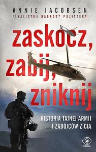 Book Cover: Zaskocz, zabij, zniknij